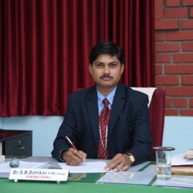 Dr. S. B. Dahikar