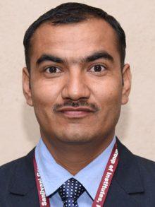 Prof. Shamrao P Ghodake