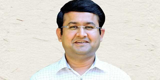 Hon. Shri. Amitdada Nitindada Kolhe